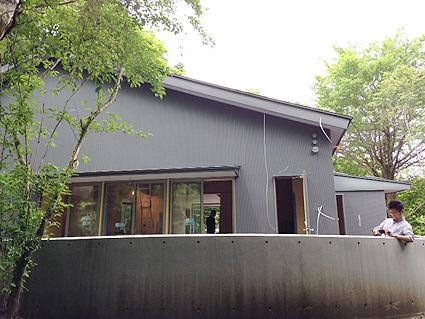 箱根仙石原の森の中の家-仙石原3