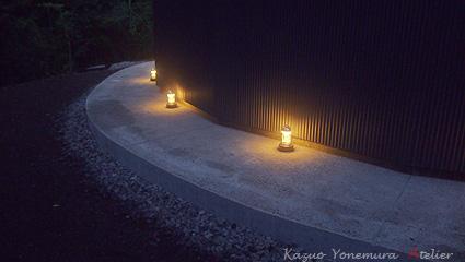 箱根仙石原の森の中の家