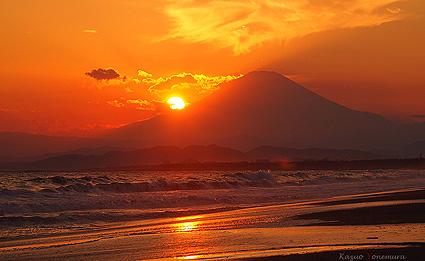 湘南鵠沼海岸
