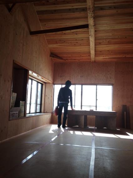 入間川沿いの家(リフォーム)