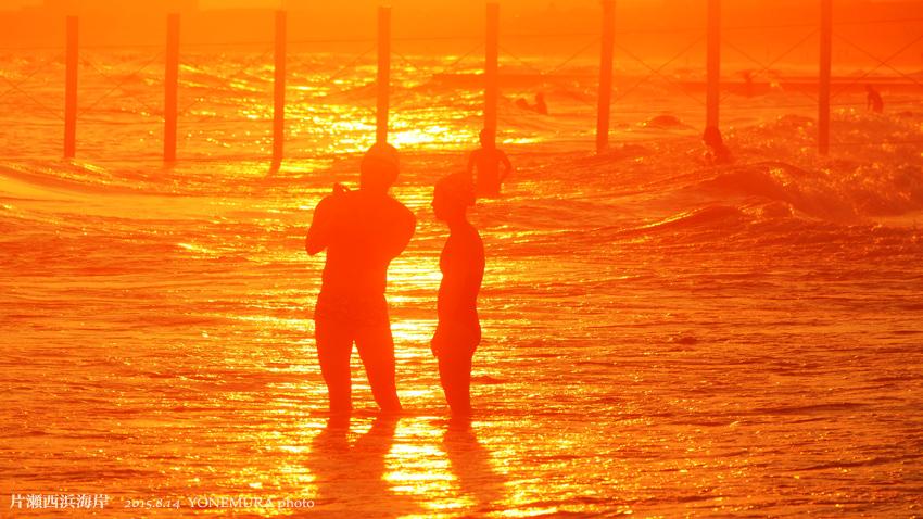 0814片瀬西浜