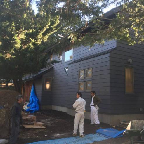 箱根仙石原の家-2