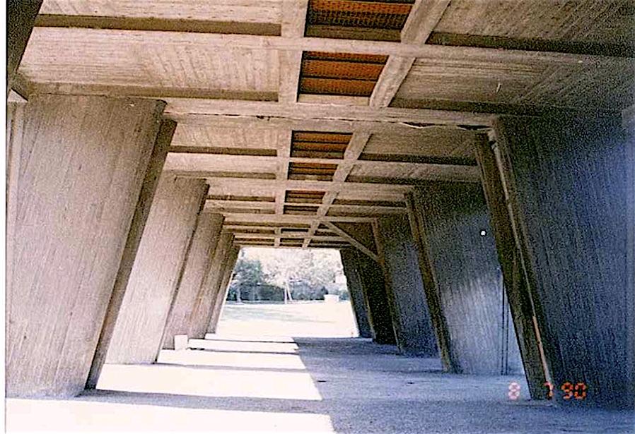 cor3ルコルビジェ マルセイユのユニテ